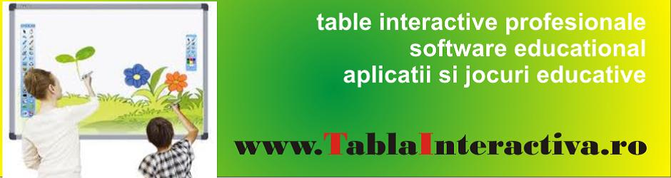 TablaInteractiva.ro | Solutii profesionale pentru mediul educational